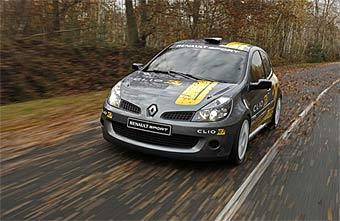 Renault представил N-групповую версию Clio