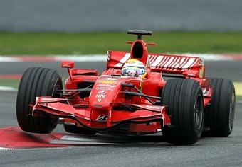 В Испании пилоты Ferrari поедут на совершенно новых машинах