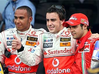 Пилоты McLaren выиграли квалификацию Гран-при Монако