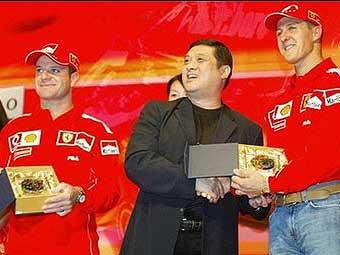 """Босс китайской """"Формулы-1"""" присвоил 500 миллионов долларов"""