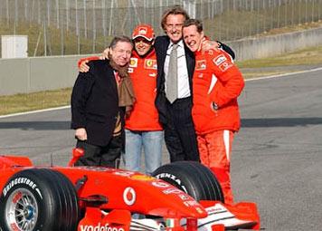 Босс Ferrari пожалел Массу