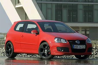 VW готовит специальную версию Golf GTI