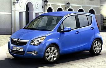 Самый маленький Opel покажут осенью