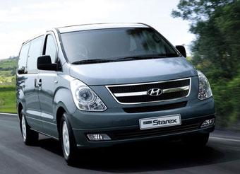 В Корее состоялась премьера обновленного минивэна Hyundai H-1