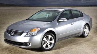 Nissan представил новое поколение седанов Altima