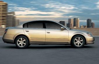 Nissan прерывает продажи седанов Altima и Sentra SE-R в США