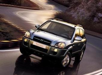В России будут продавать переднеприводные Hyundai Tucson