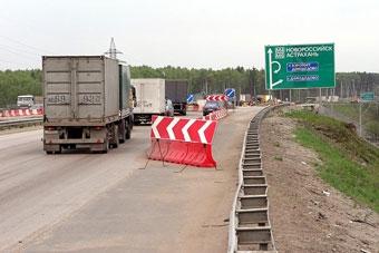 Проезд по Каширскому шоссе будет стоить 5 рублей за километр