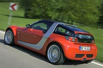 Производство Smart Roadster возобновят в Уэльсе