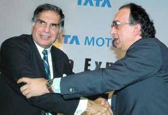 Fiat и Tata будут выпускать автомобили в Индии