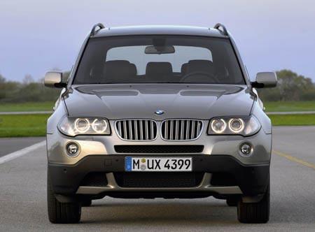 BMW представила обновленный X3