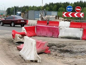 Зимой в Москве запретят дорожные работы