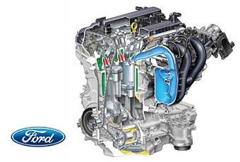 Ford отказывается от двигателей Mazda
