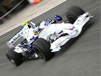 Болиды BMW Sauber получат новое рулевое управление