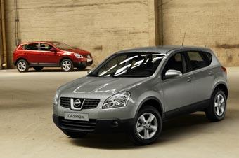 Nissan представил новый компактный кроссовер Qashqai