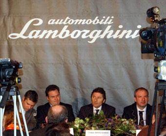 Lamborghini открывает три автосалона в СНГ