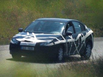 Renault готовит новое поколение модели Laguna
