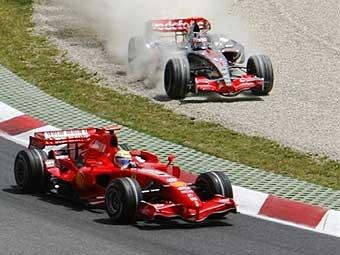 Фелипе Масса выиграл Гран-при Испании