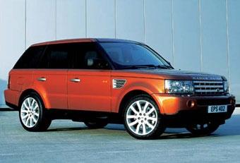 В России начались продажи Range Rover с дизельным мотором