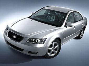 В России начались продажи Hyundai NF с двухлитровым мотором