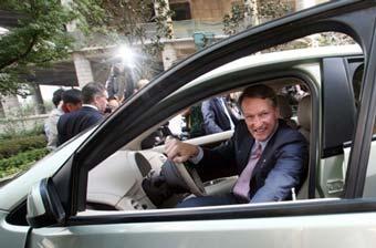 GM покорит Китай гибридными автомобилями