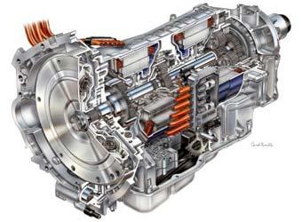 DaimlerChrysler, GM и BMW создали новую гибридную технологию