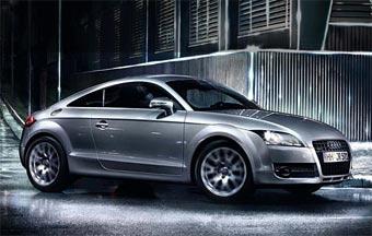 Audi увеличит объемы производства купе Audi TT
