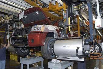 Nissan хочет купить заводы Ford и GM в США