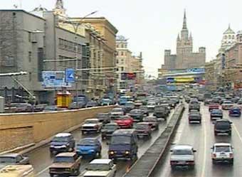 Часть Москвы закроют для автомобилей