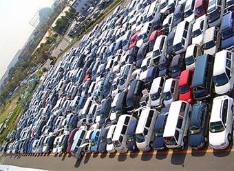 Японцы перестали покупать автомобили