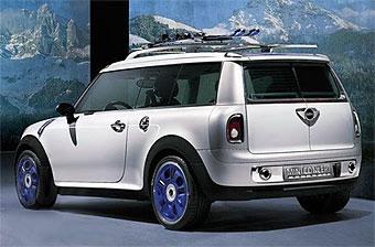 Magna хочет выпускать для BMW кроссовер Mini Colorado