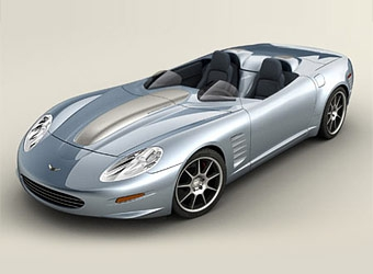 Callaway хочет продавать Corvette без крыши за 305 тысяч долларов