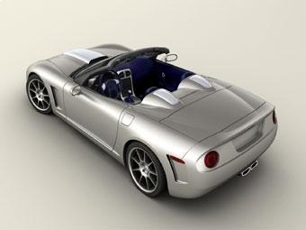 В Нью-Йорке представят суперкар Callaway C16 Convertible
