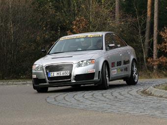 В Германии создали самый быстрый Audi A4