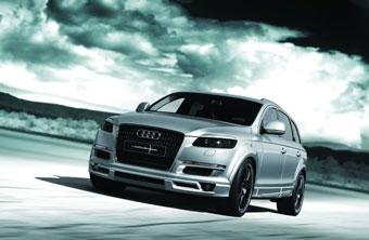 Nothelle представил 580-сильный Audi Q7
