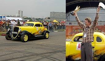 """Победителем """"Автоэкзотики 2006"""" стал самодельный автомобиль из Пензы"""