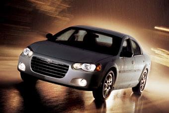 Цена автомобиля Chrysler Sebring, собранного на ГАЗе, составит 17 тысяч долларов