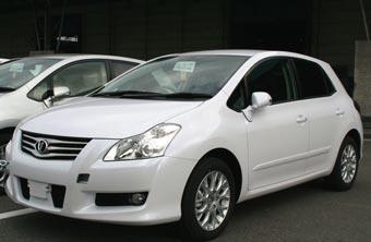 Toyota представила наследника Corolla с мотором от Camry