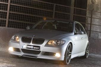 Kelleners Sport сделало BMW 330 мощнее