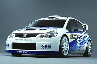 Suzuki не успевает подготовить SX4 WRC к гонке в Финляндии