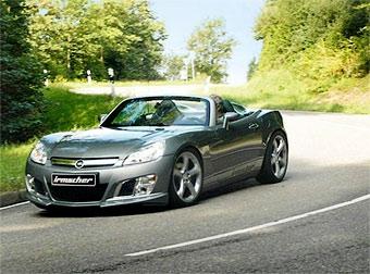 Ателье Irmscher сделало Opel GT мощнее на 55 сил
