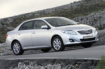 Китайский седан Toyota Corolla будут продавать в Европе