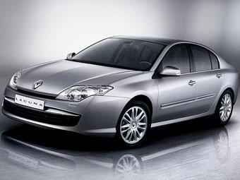"""Renault Laguna получит """"подруливающие"""" задние колеса"""