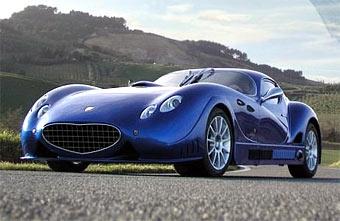 Итальянцы построили еще один суперкар