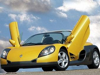 Renault готовит конкурента Mazda MX-5