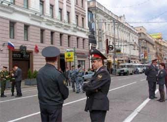 В Москве в новогоднюю ночь ограничат движение