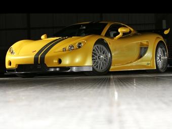 Суперкар Ascari A10 установил на треке Top Gear новый рекорд круга