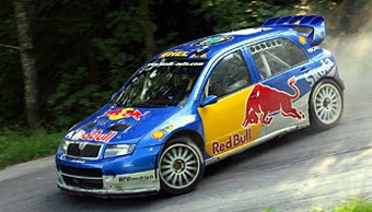 Red Bull Skoda уйдет из чемпионата WRC