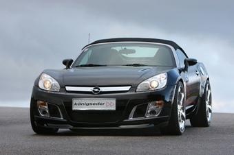 Тюнер Konigseder представил свою версию Opel GT