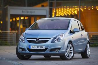 Opel продал в Европе полмиллиона Corsa нового поколения